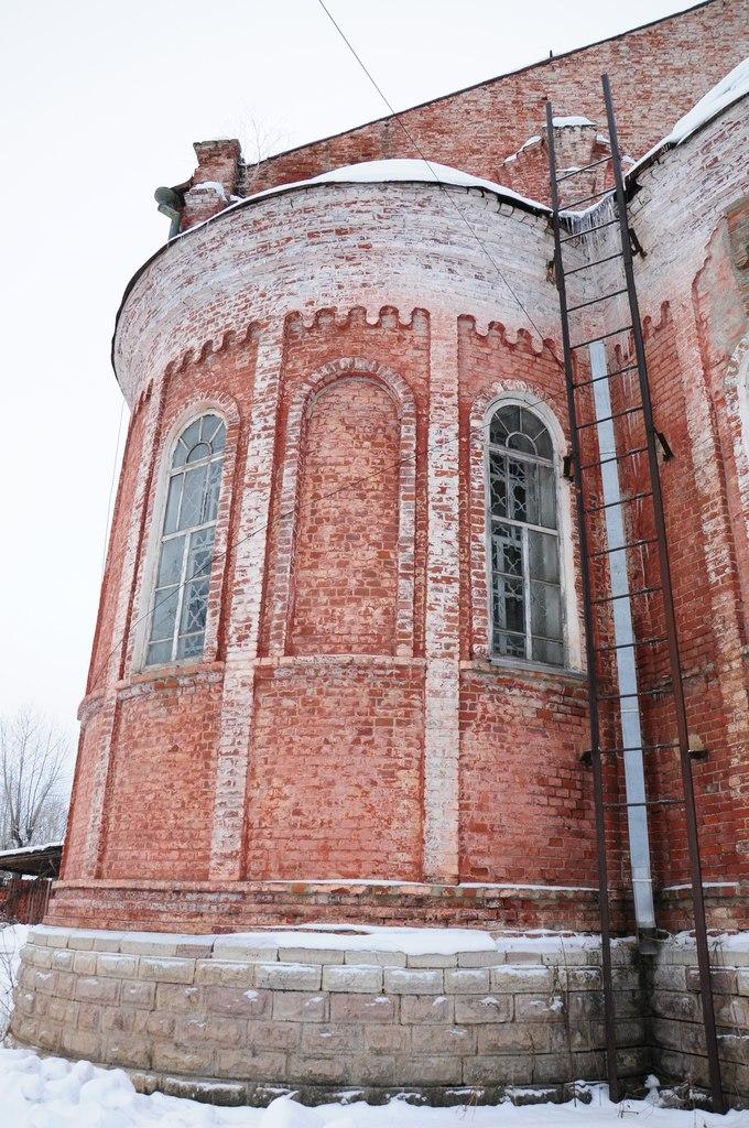 Церковь Рождества Христова (20.12.2014)