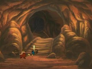 Страна Троллей 8 серия из 26 / Troll Tales Episode 8 (2003) Сыр