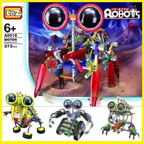 Роботизированные Конструкторы iRobot LOZ