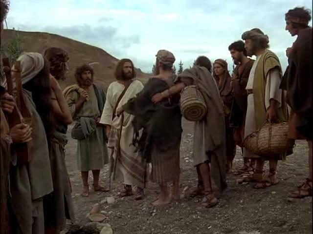 ИИСУС - ИСТОРИЧЕСКИЙ ХУДОЖЕСТВЕННЫЙ ФИЛЬМ