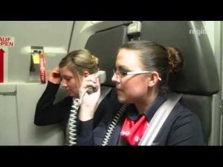Schwäbische Stewardess - Nonder komme uff Schwäbisch