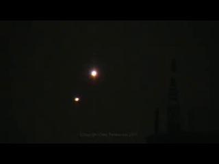 3 марта 2011 НЛО в Москве