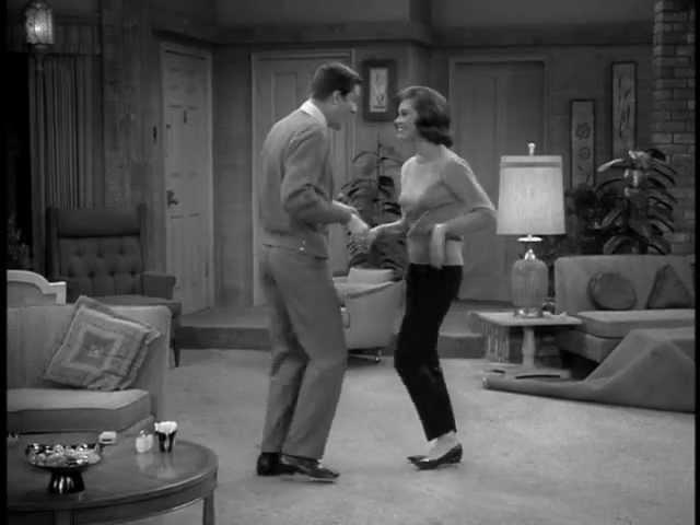 A Classic 60s TV Show Dance Party