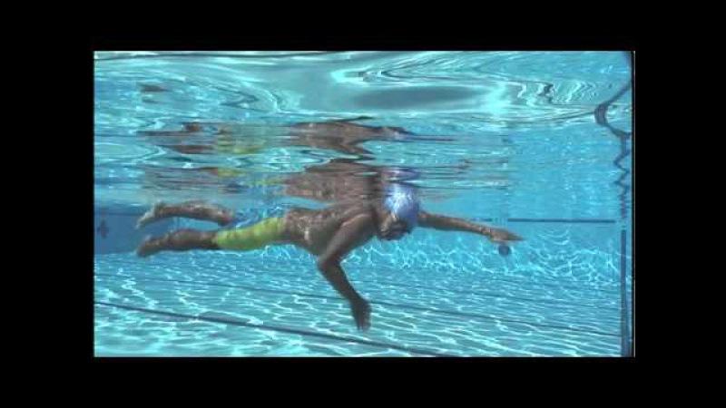 How To Swim Freestyle by Shinji Takeuchi - Acceleration