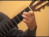 31. Ю. Кузнецов Уроки игры на гитаре Этюд № 7 (практика)