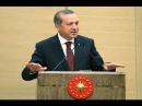 Cumhurbaşkanı Erdoğan TESKOMB Heyetini Kabulü Konuşması 25 Şubat 2015