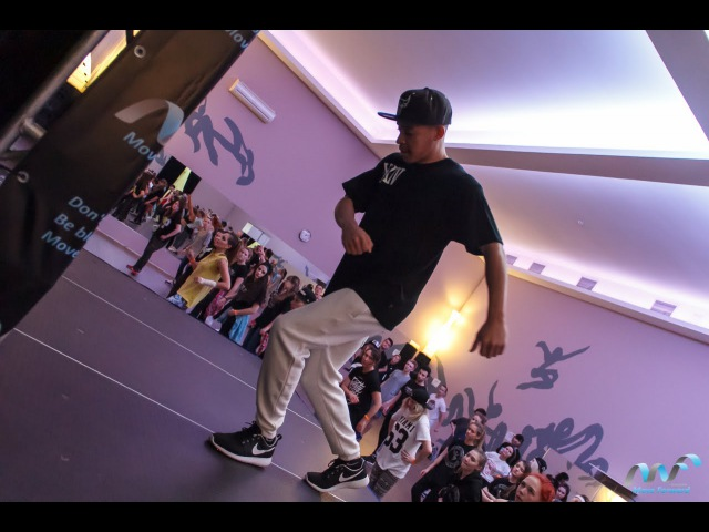KING CHARLES | CHICAGO FOOTWORK CLASS 1 | MFDC 2015 [Official HD]