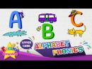 Alphabet Song - Letter A to Z - Upper Case (Capital letter) | Learning English for kids