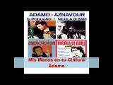 ADAMO-AZNAVOUR-NICOLA di BARI-D.MODUGNO. FULL ALBUM