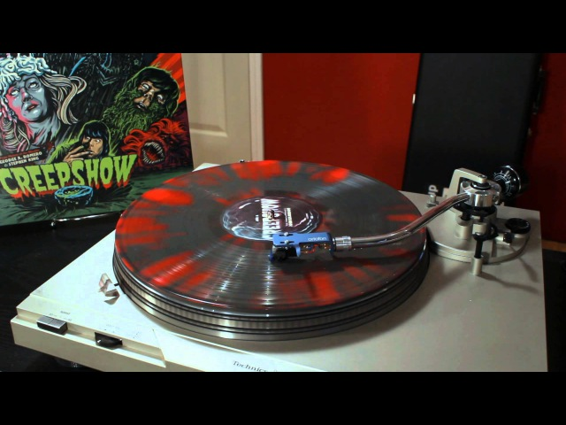 Creepshow Soundtrack John Harrison -- Waxwork Records [Full Vinyl Rip]