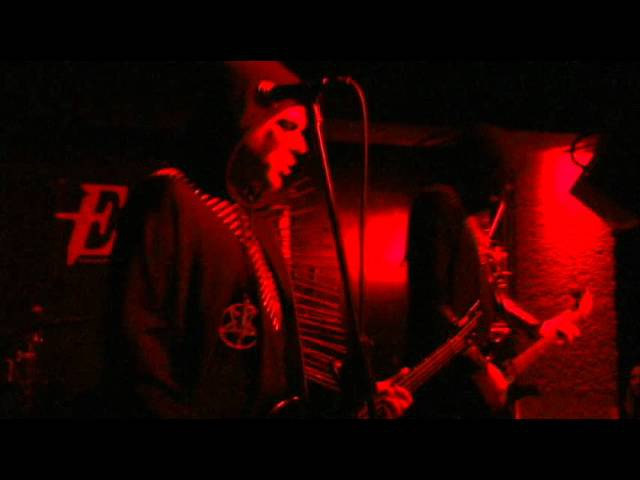 BLACK WITCHERY - Live at Club Europa in Greenpoint, Brooklyn, New York City on August 08, 2011 (live video)
