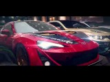 Need for Speed: No Limits — официальный геймплейный тизер