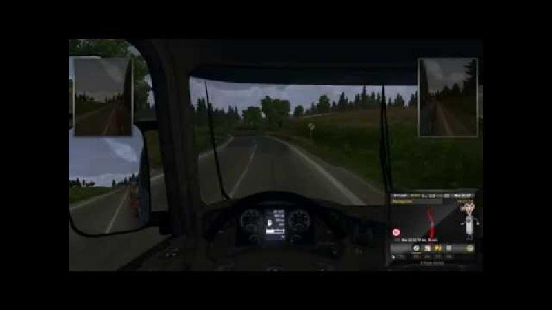 P.A.C. con Euro Truck Simulator 2 - Cap. 76 - Metereologia y adversidades corruptas