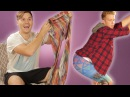 Guys Try Leggings For The First Time