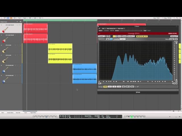Record guitar at home / Preamp vs DI-box vs Line / Good and Bad DI-signal