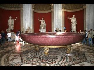 Удивительные артефакты в музее Ватикана, свидетельства древних технологий