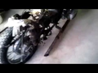 Это не мотоцикл ТерминатоР!