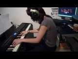 System Of A Down - Toxicity - piano cover HD