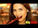 Cheerleader OMI Filipino Parody Big Eater feat. Hillarie Parungao
