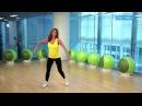 Худеем с помощью танцевальной аэробики урок 2