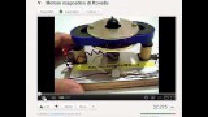 Selbstbeschleunigende Magnet Motoren leider ein fake