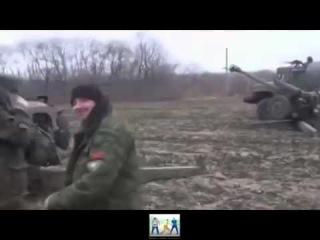 Донецк 05 12 2014 Ополчение готовится к обстрелу позиций иностранных наемников