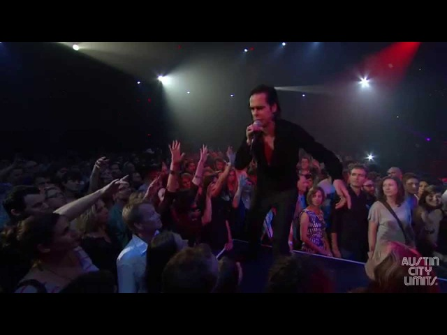 Nick Cave The Bad Seeds - Higgs Boson Blues (live 2014)