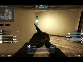 Пятый Ace. Only AK-47. Как правильно надо прогуливать школу. Реакция: Шоооо, это моё? не хуя себе.