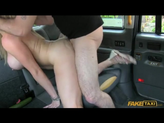 Double penetration and hard anal fucking for free taxi ride [hd 720, all sex, an