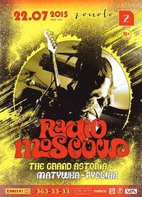 RADIO MOSCOW (USA) ** 22.07 ** СПб (Zoccolo 2.0)