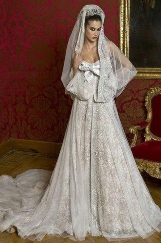 Вечерние белые платья