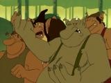 Страна Троллей 21 серия из 26 / Troll Tales Episode 21 (2003) Разбойник