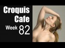The Croquis Cafe: The Figure Drawing Resource, No. 82