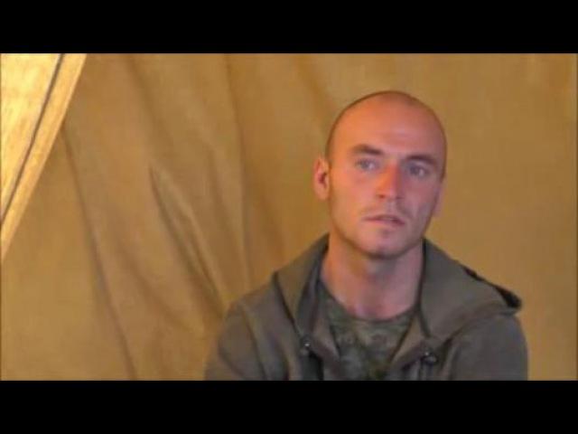 """Prizonieri ruși - Acesta nu este războiul nostru. Rusia minte despre situația din Ucraina pentru a întuneca mințile oamenilor, nu mai trimiteți """"băieți"""" în Ucraina. Opriți-vă. Dacă nu am fi noi a"""