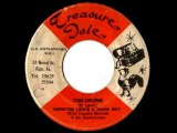 HOPETON LEWIS &amp U ROY - Tom drunk (1970 Treasure isle)