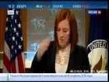 Любовница Барака Обамы Псаки опять нагло врет, что Индия не поддерживает присоединения Крыма