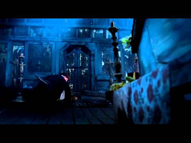 Сказки Чёрного Города - Ведьма