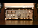 Kenwood KA-9100 Vintage Integrated Amplifier Hi-Fi Stereo Amplifier demo