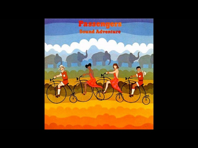 Passengers - Go Michelle,1983 (Sound Adventure)