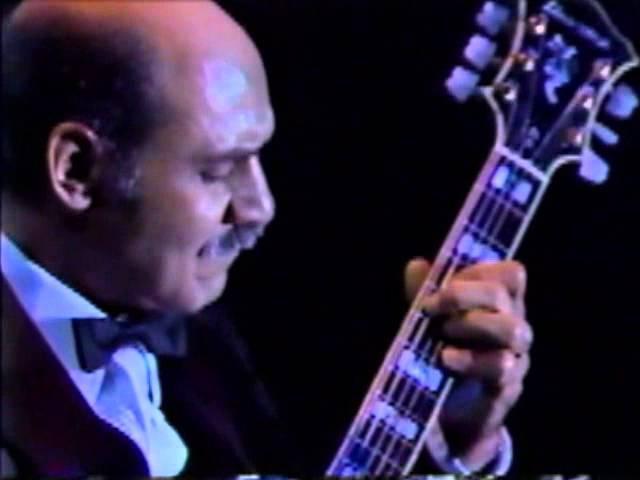 オスカー・ピーターソン OSCAR PETERSON BIG4: JATP LIVE In Japan, 1983; ft Joe Pass Niels H.O. Pedersen