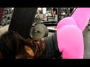 WORLDS MOST INCREDIBLE ASS - GLUTE PERFECTION - IFBB PRO MICHELE D'ANGONA - Rich Piana
