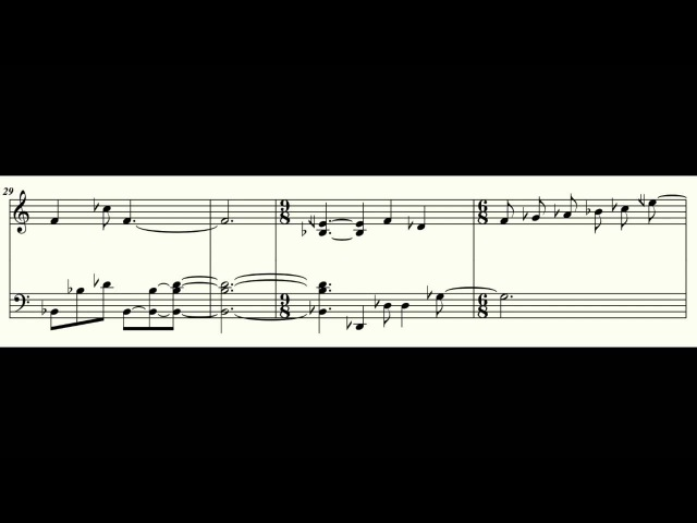 22 Tone Etudes no 1 Porcupine Major Overture