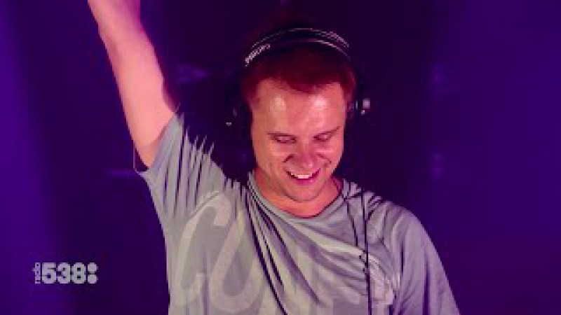 Armin van Buuren plays FEEL Adara - Disappear (DRYM Remix) @ DJ Hotel 538