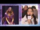 Violetta фанаты пытаются петь как Мартина Штоссель