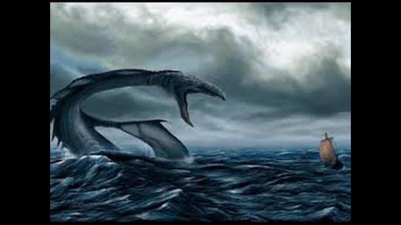 Кто живёт на дне океана Аденская аномалия Документальный фильм 2015