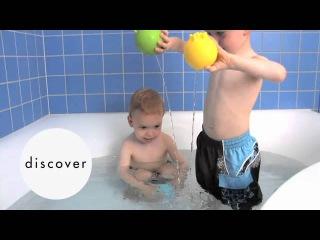 Игрушка для ванной в виде облачка