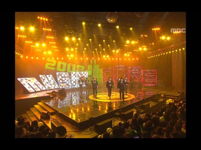 SS501 - U R Man, 더블에스오공일 - 유 아 맨, Music Core 20081227