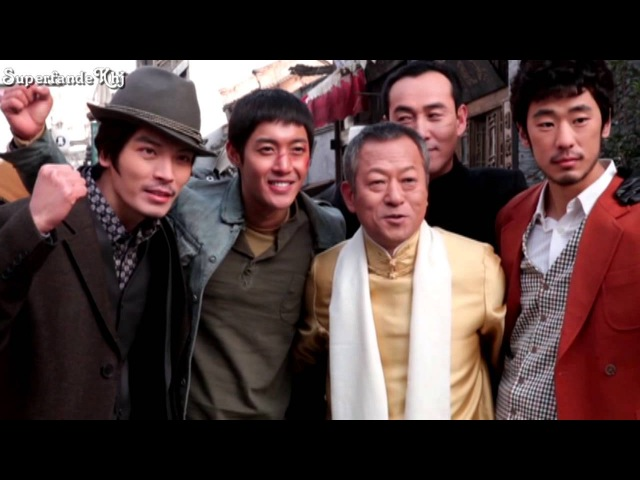 Kim Hyun Joong ~ Inspiring Generation Making ~ DVD3