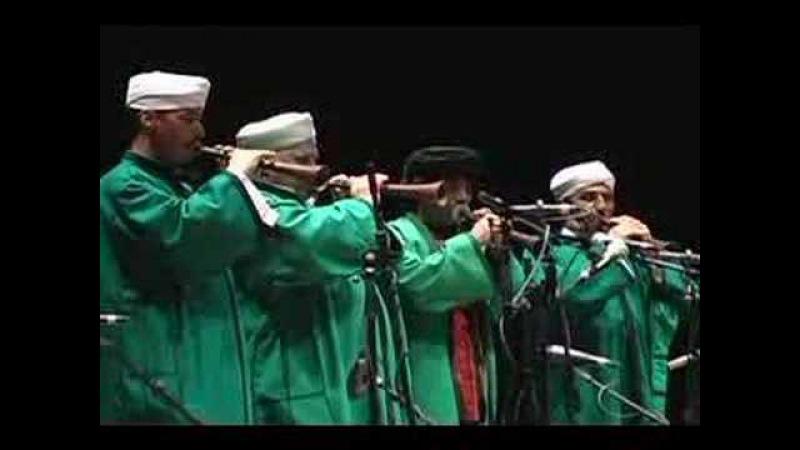 Master Musicians of Jajouka led by Bachir Attar: CCB 2007.03.31 ghaita