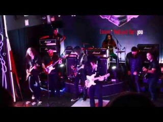 Smoke on the Water - Outsider, Michael Angelo Batio, Joe Stump, Metal Mike, Dave Reffett